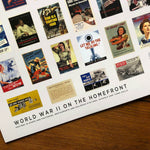 World War II on the Homefront — Large print with images of 100+ WWII posters from The History List Store