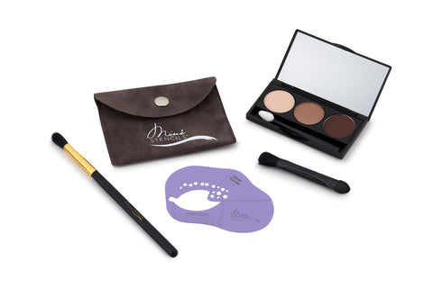 Perfect Kit - Perfect Stencil, Full Blending Brush, and Eyeshadow