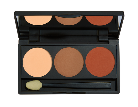 Tangerine Eye Shadow Palette