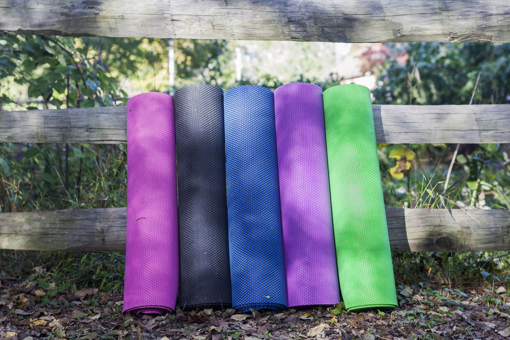 Professional Quality Natural Rubber Yoga Mat