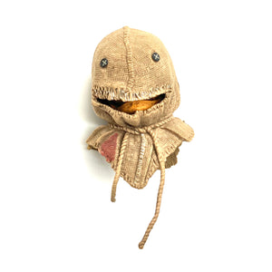 Trick R Treat  Action Figure Ultimate Sam Head Only - #3