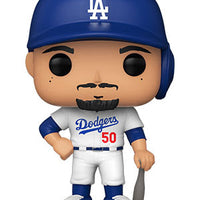 Pre-Order Funko Pop MLB Dodgers Mookie Betts Home Uniform Vinyl Figure
