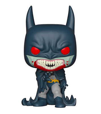 Pre-Order Funko Pop DC Comics Batman 80th Red Rain Batman 1991 Vinyl Figure - Integral 3 Collectibles