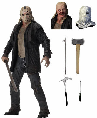 Neca 2009 Friday the 13th Ultimate Jason 7