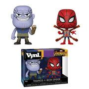 Funko Vynl Avengers Infinity War Thanos & Iron Spider - Integral 3 Collectibles