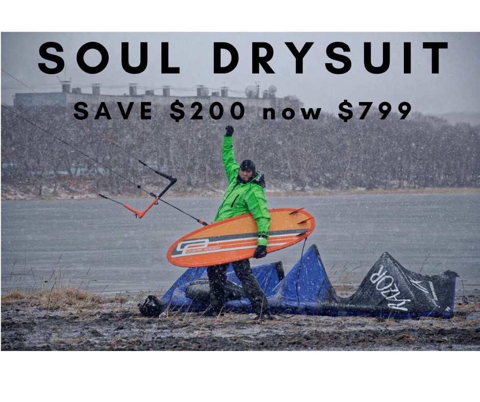 Ocean Rodeo Soul Drysuit sale black friday