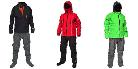 ocean rodeo dry suit, drysuit, kiteboarding, kitesurfing, sup dry suit, paddle drysuit,