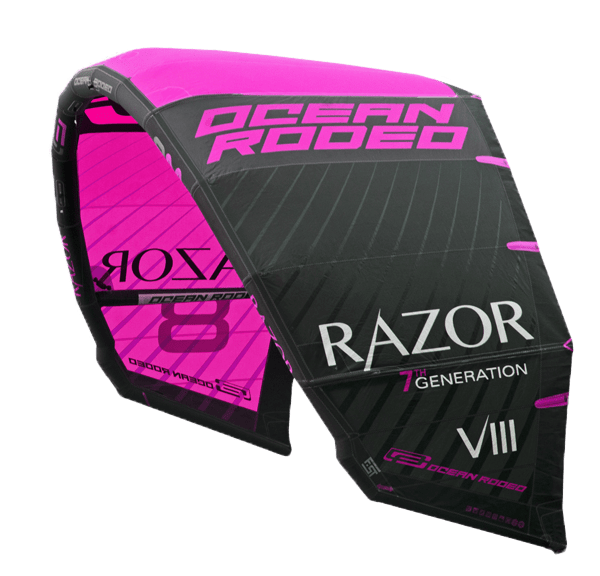 2019 Ocean Rodeo Razor 8m - Freestyle and Freeride Performer