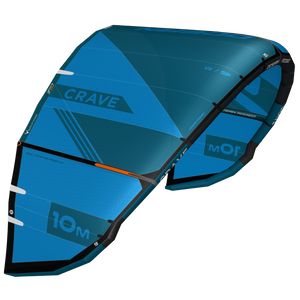 Demo Crave 10m - Freestyle / Wave Hybrid
