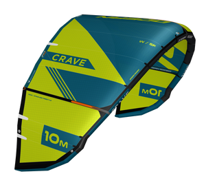 Demo Crave 8m - Freestyle / Wave Hybrid