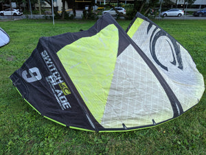 Cabrinha 9m Switchblade kite - freeride versatility