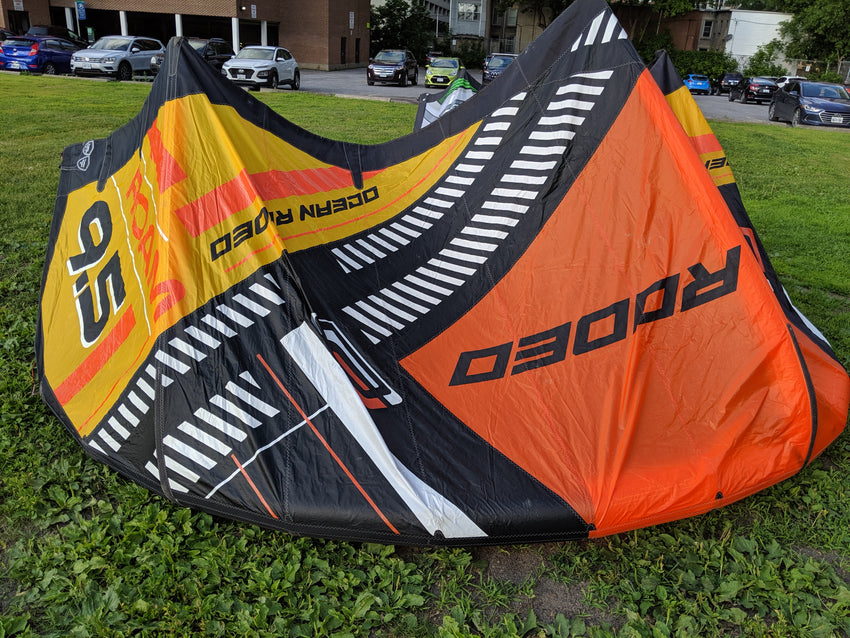 Roam 9.5m - Freeride, Wave, foil and more