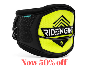 2017 Ride Engine HexCore Harness - Volt Yellow