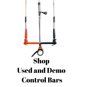 Used and Demo Control bars