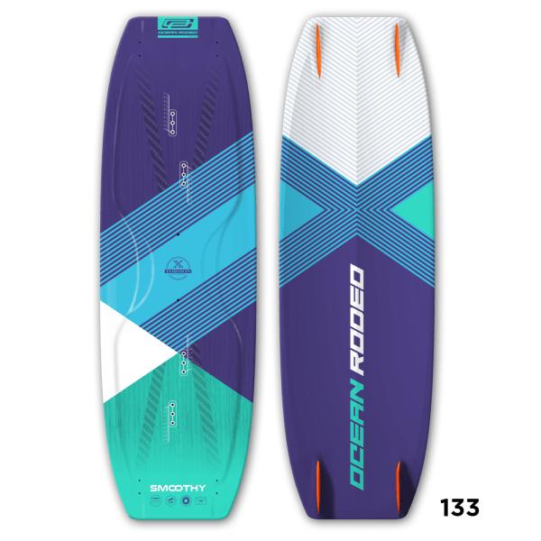 ocean rodeo smoothy 133 twin tip kiteboard on sale canada