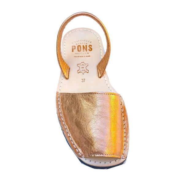 PONS - ROSE GOLD METALLIC