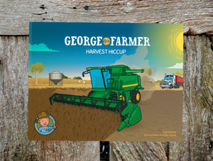 GEORGE THE FARMER - HARVEST HICCUP