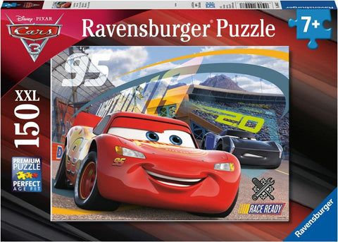 RAVENSBURGER - CARS 3 150PC PUZZLE 7+
