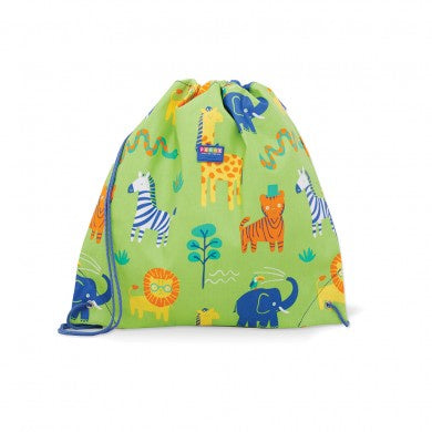 PENNY SCALLAN - DRAWSTRING BAG WILD THING
