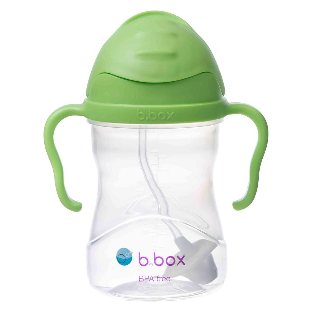 NEW BBOX SIPPY CUP - APPLE