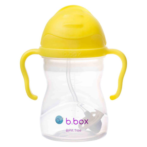 NEW BBOX SIPPY CUP - LEMON
