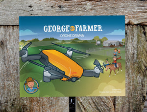 GEORGE THE FARMER - DRONE DRAMA
