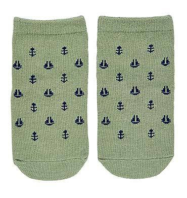 TOSHI - ORGANIC COTTON BABY SOCKS NAUTICAL