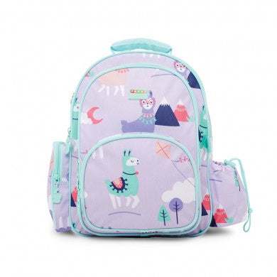 PENNY SCALLAN - LARGE BACKPACK LOOPY LLAMA