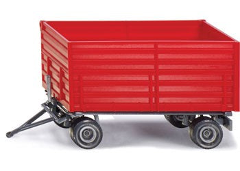 SIKU - 1:32 4 WHEEL TRAILER 2898