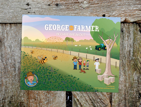 GEORGE THE FARMER - BEEHIVE BREAKOUT