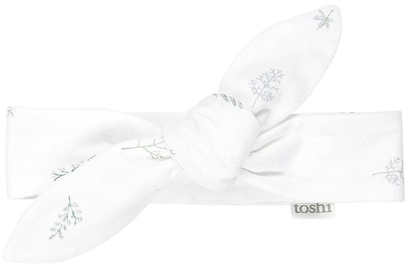 TOSHI - BABY HEADBAND LEAVES