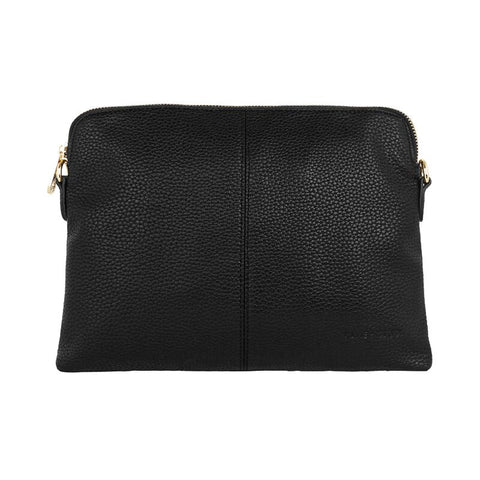 ELMS+KING BOWERY CLUTCH - BLACK
