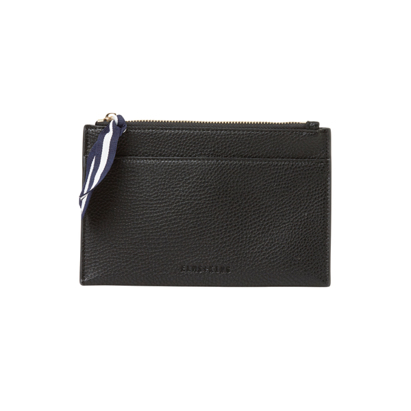 ELMS + KING - NEW YORK COIN PURSE BLACK