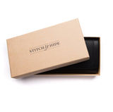STITCH & HIDE - CHLOE WALLET BLACK