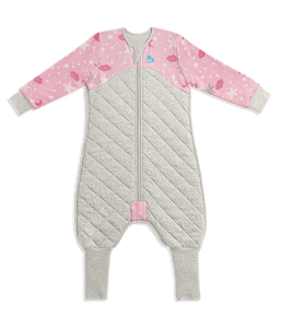 LOVE TO DREAM - SLEEP SUIT 2.5 TOG PINK