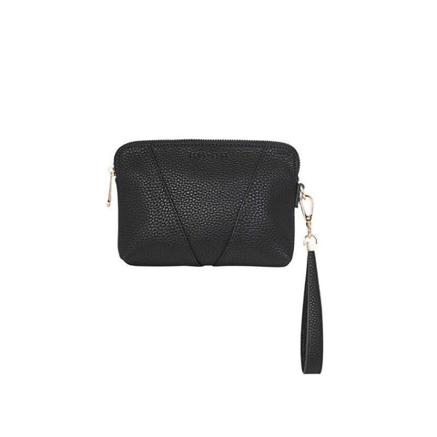 ELMS+KING MILAN PURSE - BLACK