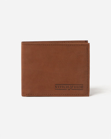 STITCH & HIDE - CASPER WALLET CAFE