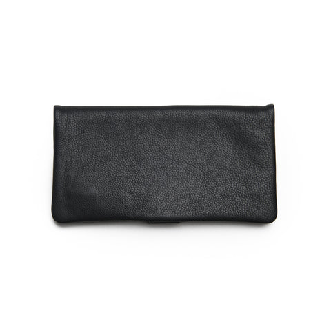 STITCH & HIDE - JESSE WALLET BLACK