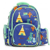 PENNY SCALLAN - LARGE BACKPACK DINO ROCK