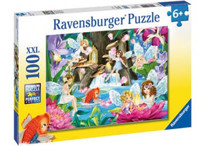 RAVENSBURGER - BEAUTIFUL FAIRY FOREST 150PC PUZZLE