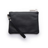STITCH & HIDE - CASSIE CLUTCH BLACK