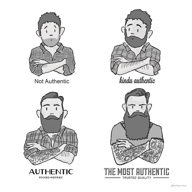 The Most Authentic