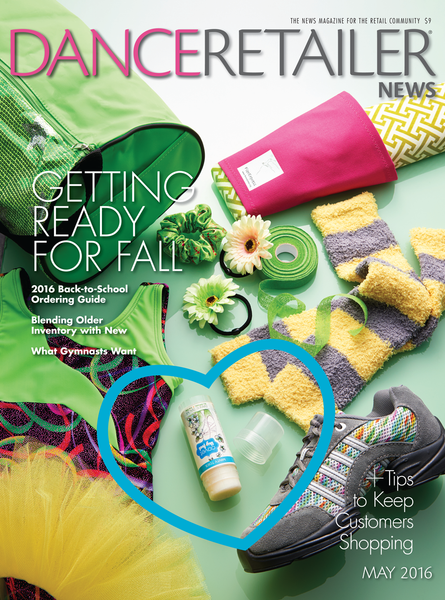 Releve Relief Muscle Rub | Dance Retailer News May 2016