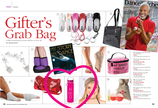 Gifter's Grab Bag  |  Dance Teacher Magazine