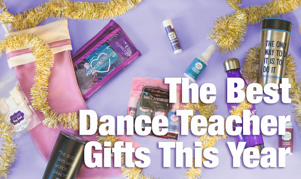 20979226858 The Best Dance Teacher Gifts This Year - Covet Dance