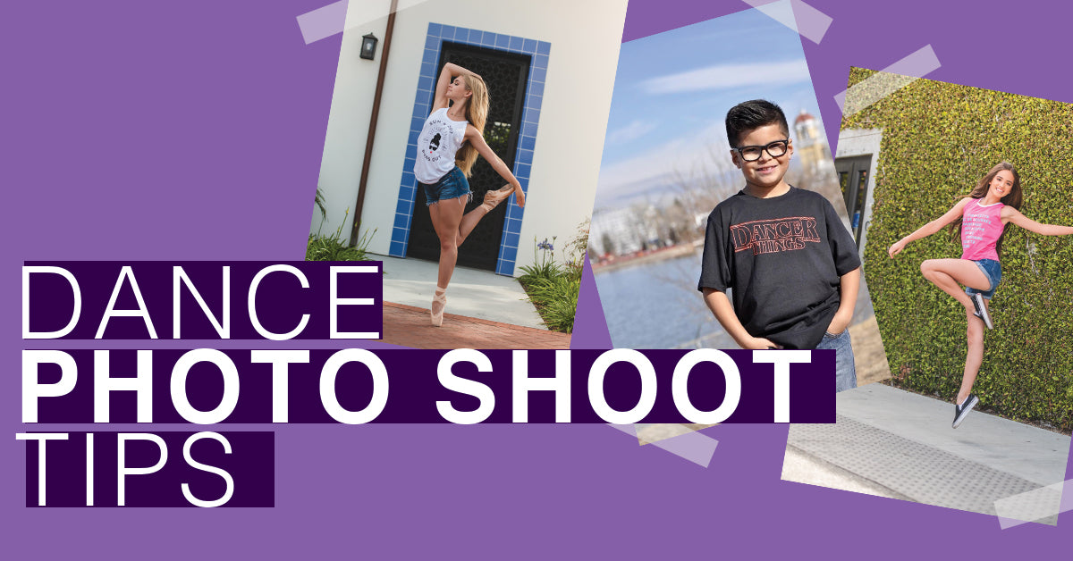 Dance Photoshoot Tips
