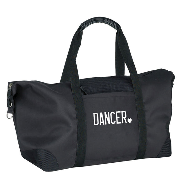 WIN THIS DANCER DUFFLE!