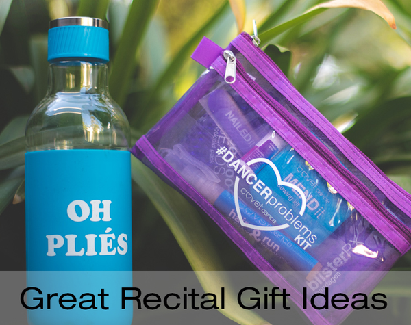 Top Recital Gifts for Dancers and Their Teachers Too