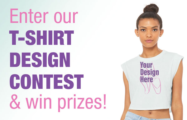 Dance T-Shirt Design Contest