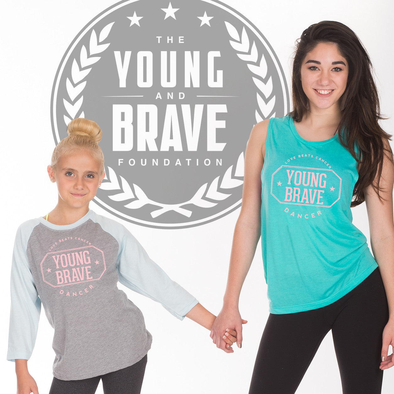 Young Brave Dancer Tees to Benefit Youths with Cancer